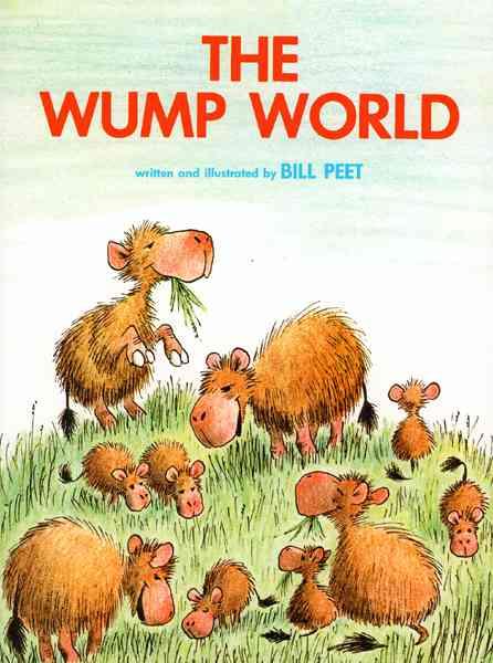 The Wump World By Peet, Bill